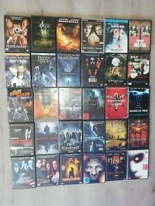 DVD Sammlung 30 Horrorfilme