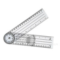 Userful Multi-Ruler Goniometer Angle Medical Spinal Ruler ProfessionalES