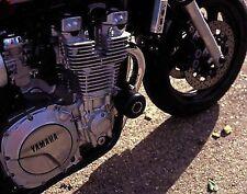R&G RACING Crash Protector - Yamaha XJR1200/1300 (SP)  **BLACK**