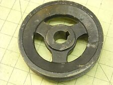 Used AGCO Gleaner F Combine Cast Iron Sheave V-Pulley 5-1/4 inch Diameter