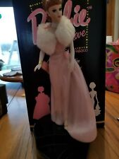 BARBIE~1993 ENESCO~LE PORCELAIN~MUSICAL FIGURINE~ENCHANTED EVENING~NIB LAST ONE