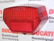 1980-2020 BMW GS R65 R80 R100 G450X KTM tail light lense has clear window 239215