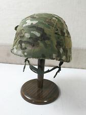 #102 US PASGT Gefechtshelm Helm Combat Helmet XSMALL + Helmbezug Cover