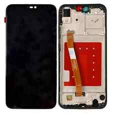 Huawei P20 Lite LCD Screen & Touch Digitiser With Frame Sensor - Easy Fitting