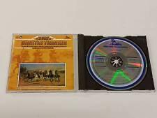 LAURIE JOHNSON WESTERN FILM WORLD OF DIMITRI JOHNSON CD 1988 RARE