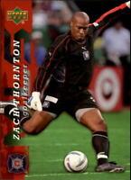 2006 Upper Deck MLS #9 Zach Thornton