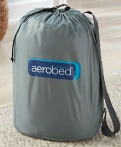 Aerobed Carrying Bag ONLY for Queen Size Inflatable Bed Grey New