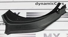 BMW 535d E60 LCI ABDECKUNG VERKLEIDUNG BLENDE WASSERRINNE HINTEN LINKS 7124407