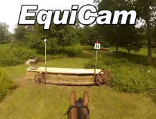 EquiCam3 - Riding Hat HD Video Camera - jockey equestrian horse & eventing use