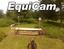 EquiCam3 - Riding Hat HD Video Camera - jockey equestrian horse & eventing use
