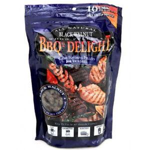 BBQr's Delight Black Walnut Cooking Pellets 1lb Grilling Smoking All Natural