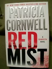 Red Mist by Patricia Cornwell (2011, Hardcover) Scarpetta Novel