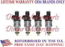 fit Audi 97-00 A4//A4 Quattro 98-99 VW Passat 1.8L I4 4 Pieces Fuel Injector