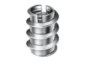 10 Stück Einschraubmuttern Gewindeeinsätze Rampa Muffen Typ B Stahl verzinkt