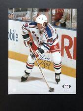 Wayne Gretzky autographed signed 8x10 photo PSA/DNA COA Letter New York Rangers