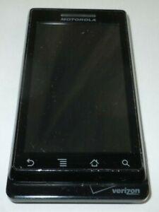 BROKEN Motorola DROID A855 Slider QWERTY Keyboard Cell Phone Smartphone Parts