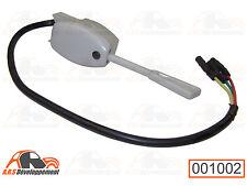 COMMODO de clignotant gris NEUF (avec bruiteur) de Citroen 2CV MEHARI  -1002-