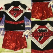Real Cheerleading Comp Uniform Youth M Twisterz