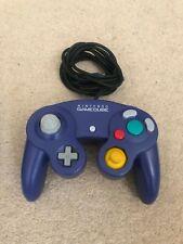Nintendo Official GameCube Controller Purple
