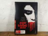 Night Of The Living Dead DVD - George A Romero 1968 - 40th Anniversary RARE !!