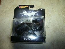 HOT WHEELS 2017 THE DARK KNIGHT RISES THE BAT NIP