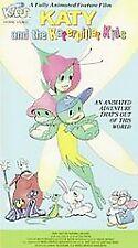 Katy and the Katerpillar Kids VHS Animated Sequel Kiki & Koko Aliens Cartoon