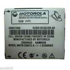 USED OEM SNN5760A Battery For Motorola e815 e816 v710