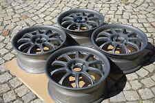 4 Team Dynamics 7,5x18 ET37 grey crackle 5x120 BMW E36 E46 Z3 E87 E90 E91 RAR