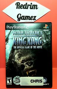 King Kong PS2 Video Games