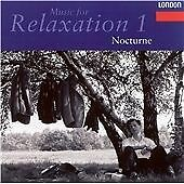 Various Artists - Music for Relaxation Vol 1 Nocturne ( CD 1993)