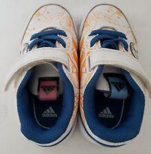 Adidas Star Wars Kids White Blue Eco Ortholite Trainers Infant UK 5.5 EUR 22