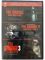 The Grudge Trilogy DVD Set (Triple Feature, 1 2 3)