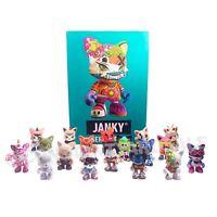 "Superplastic 3"" Vinyl Janky Series 2 Guggimon Vinyl Toy Figure"