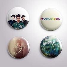 4 MORCHEEBA - Pinbacks Badge Button Pin 25mm 1''