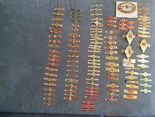 126 Zigarren Cigar Bauchbinden / Vitolas / Cigar Bands / Zigarrenringe Konvolut