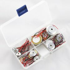 20PCS 12-15-20-27mm Piezo Elements Sounder Sensor Trigger Drum Disc Kit In Box