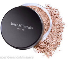 bareMinerals MATTE SPF 15 Loose Powder FOUNDATION 1.5g TRAVEL SIZE Medium C25