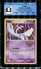 Lugia - 29/115 - CGC 8.5 NM/Mint+ - Unseen Forces - Rocks America 2005 - 02131