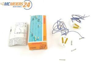 E289 Arnold N 7220 2x Gleisbild-Stellpult mit Weichenschalter