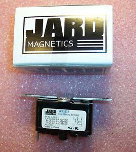QTY (1) JFR372 JARD HVAC FAN RELAY SPDT 120Vac 90372