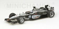 McLaren Mercedes Mp 4/16 D. Coulthard 2001 1:43 Model MINICHAMPS