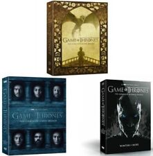 Game of Thrones: The Complete Seasons 5 6 7 (DVD) Bundle Combo HBO TV New 567