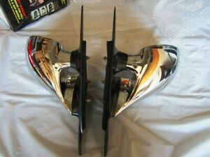 Fits 95-99 Dodge Plymouth Neon M3 Mirrors 2 or 4 Dr Chrome Look Street Legal