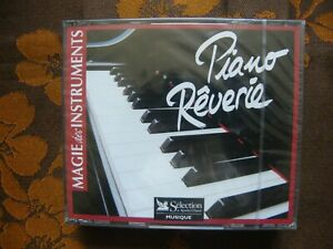 3 CD PIANO REVERIE - MAGIE DES INSTRUMENTS / Reissue 2002 Reader's Digest  NEUF