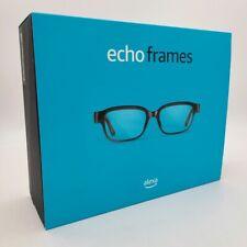 Amazon ECHO FRAMES 2nd Gen Smart Glasses - Classic Black - Never Used