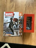 Brand New! Eaglemoss Marvel Fact Files Black Widow Figure