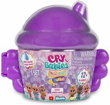 Cry Babies Magic Tears - Fantasy - Winged house - Purple - Brand New
