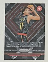 2018-19 Panini Prizm EMERGENT 5 TRAE YOUNG RC Rookie Atlanta Hawks QTY AVAILABLE