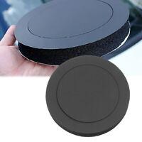 4PC 6.5'' Car Speaker Ring Bass Door Trim Sound Insulation Cotton Accessories SR