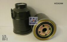 WESFIL FUEL FILTER FOR Asia & Asia Motors Rocsta 2.2L 1993-1999 WZ262NM